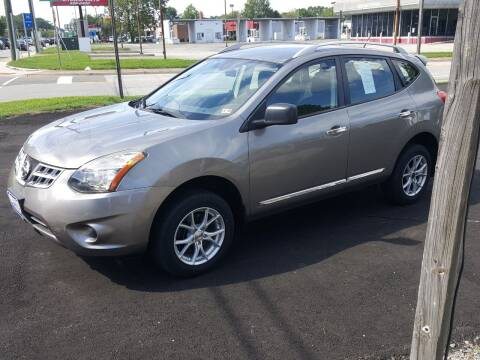 2014 Nissan Rogue Select for sale at Premier Auto Sales Inc. in Newport News VA