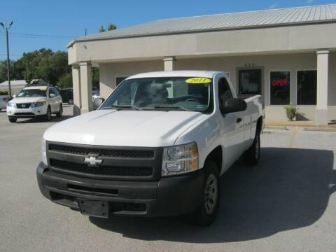 2011 Chevrolet Silverado 1500 for sale at Premier Motor Co in Springdale AR
