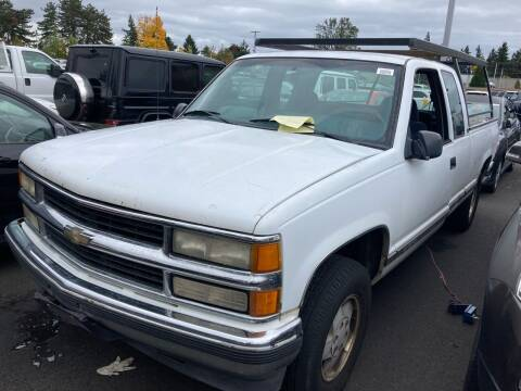 1995 Chevrolet C/K 1500 Series for sale at Blue Line Auto Group in Portland OR