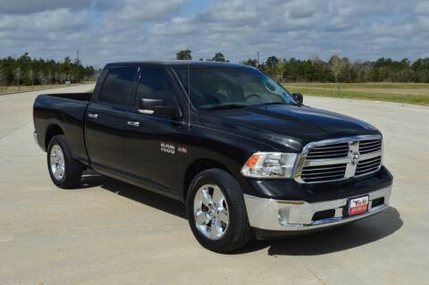 2017 RAM Ram Pickup 1500 for sale at Fincher's Texas Best Auto & Truck Sales in Tomball TX