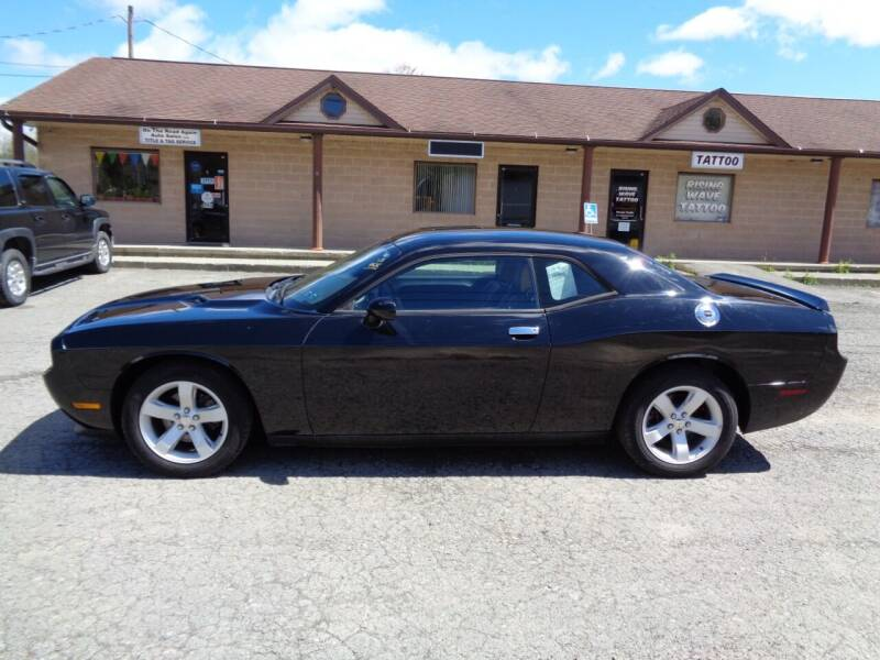 2013 Dodge Challenger for sale at On The Road Again Auto Sales in Lake Ariel PA