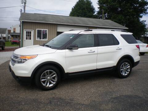 2015 Ford Explorer for sale at Starrs Used Cars Inc in Barnesville OH