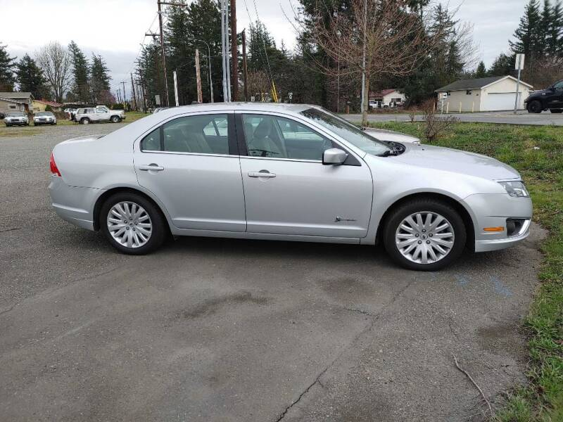 2010 Ford Fusion Hybrid for sale in Lynden, WA