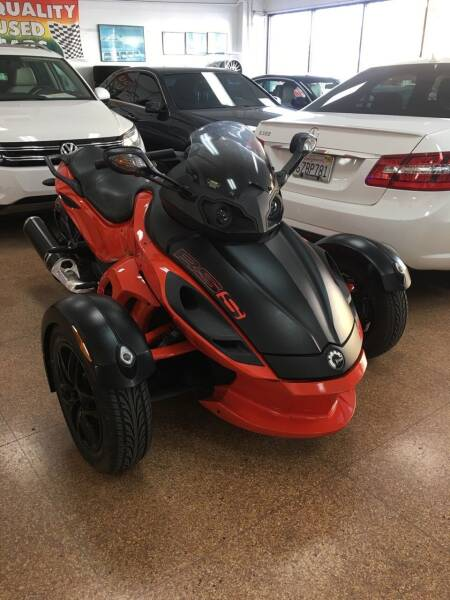 2012 Can-Am Spyder for sale at International Motors in San Pedro CA