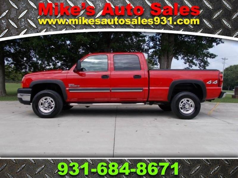 2007 Chevrolet Silverado 2500HD Classic for sale at Mike's Auto Sales in Shelbyville TN
