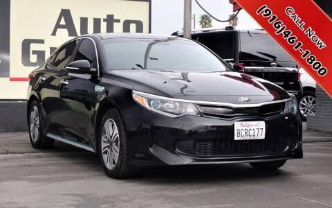 2018 Kia Optima Plug-In Hybrid for sale at H1 Auto Group in Sacramento CA