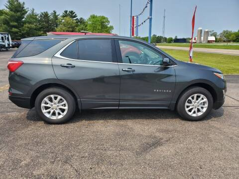 2018 Chevrolet Equinox for sale at TJ's Auto in Wisconsin Rapids WI