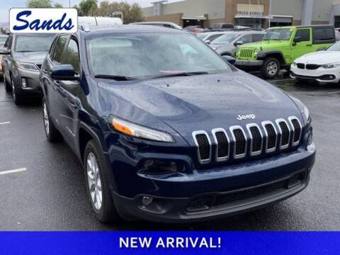 2018 Jeep Cherokee for sale at Sands Chevrolet in Surprise AZ