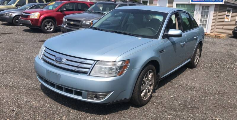 2008 Ford Taurus for sale at AUTO OUTLET in Taunton MA