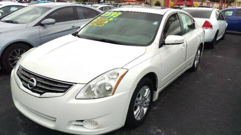 2011 Nissan Altima for sale at Tony's Auto Sales in Jacksonville FL