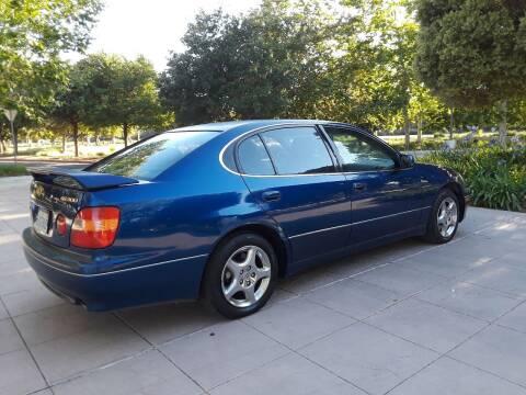 2000 Lexus GS 300 for sale at Goleta Motors in Goleta CA