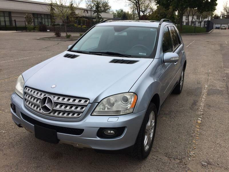 2006 Mercedes-Benz M-Class for sale at MQM Auto Sales in Nampa ID