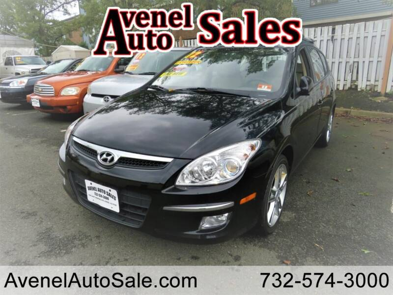 2012 Hyundai Elantra Touring for sale at Avenel Auto Sales in Avenel NJ