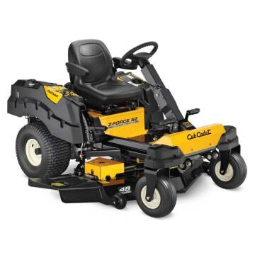 2020 Cub Cadet Z-Force S 48