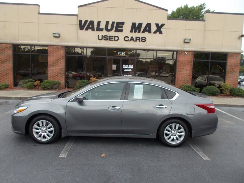 2018 Nissan Altima for sale at ValueMax Used Cars in Greenville NC