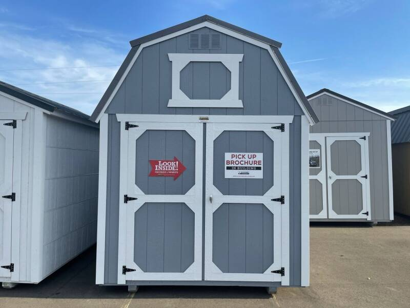 2021 Old Hickory Buildings Lofted Barn for sale at Krantz Motor City in Watertown SD
