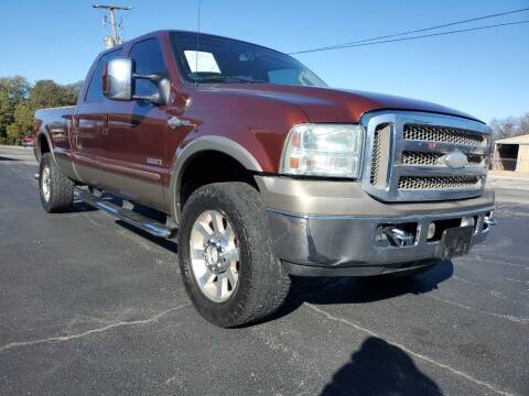 2007 Ford F-350 Super Duty for sale at Thornhill Motor Company in Hudson Oaks, TX