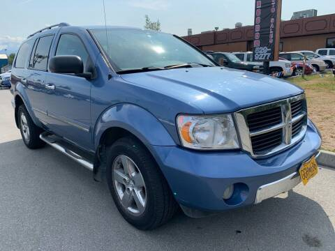 2008 Dodge Durango for sale at Freedom Auto Sales in Anchorage AK