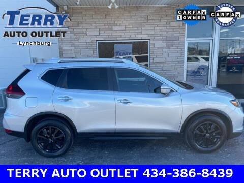 2018 Nissan Rogue for sale at Terry Auto Outlet in Lynchburg VA