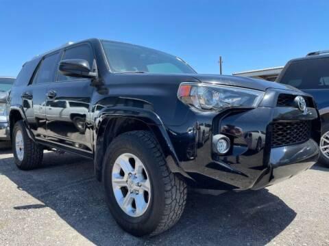 2016 Toyota 4Runner for sale at REVEURO in Las Vegas NV