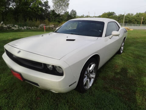 2010 Dodge Challenger for sale at John's Auto Sales in Council Bluffs IA