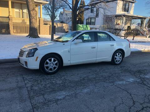 2006 Cadillac CTS for sale at RIVER AUTO SALES CORP in Maywood IL