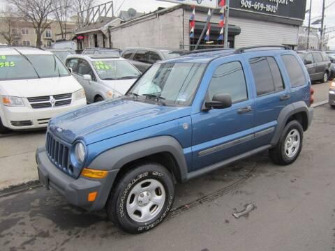 2006 Jeep Liberty for sale at Cali Auto Sales Inc. in Elizabeth NJ