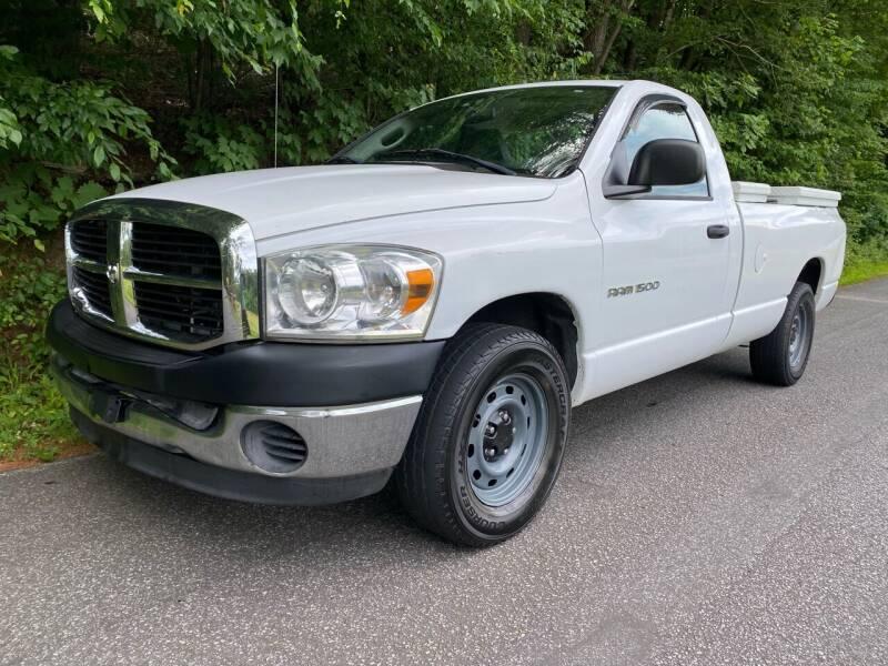 2007 Dodge Ram Pickup 1500 for sale at Lenoir Auto in Lenoir NC