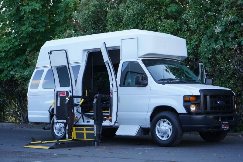 2012 Ford E-Series Cargo for sale at Beaverton Auto Wholesale LLC in Aloha OR