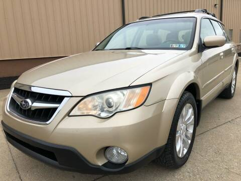 2008 Subaru Outback for sale at Prime Auto Sales in Uniontown OH
