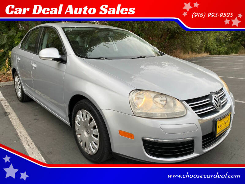 2008 Volkswagen Jetta for sale at Car Deal Auto Sales in Sacramento CA