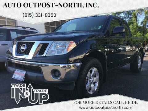2010 Nissan Frontier for sale at Auto Outpost-North, Inc. in McHenry IL