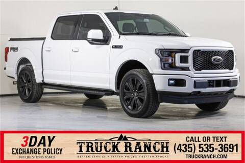 2020 Ford F-150 for sale at Truck Ranch in Logan UT