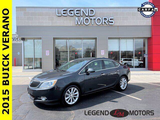 2015 Buick Verano for sale at Legend Motors of Detroit - Legend Motors of Waterford in Waterford MI