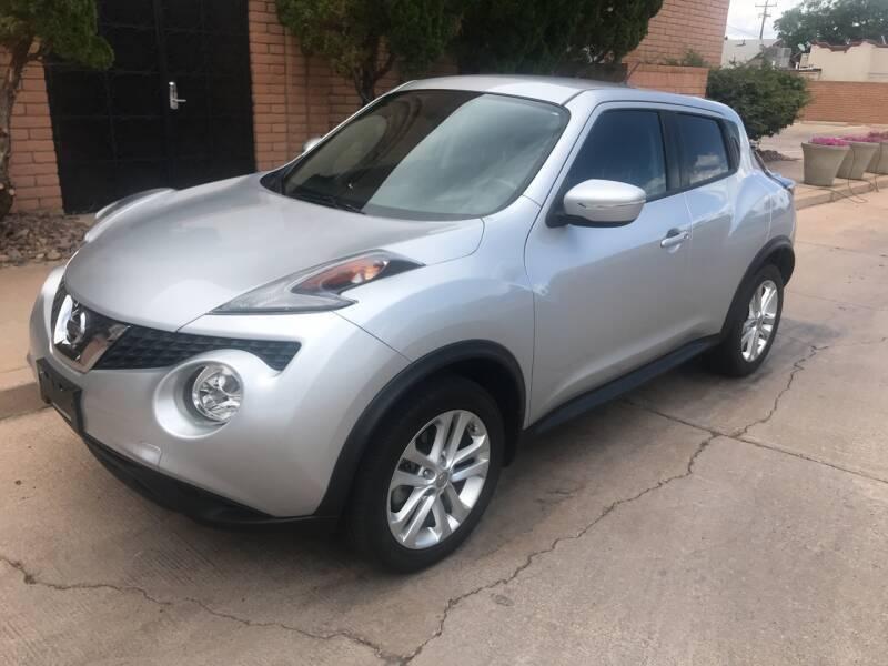 2016 Nissan JUKE for sale at Freedom  Automotive in Sierra Vista AZ