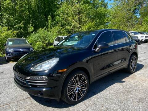 2011 Porsche Cayenne for sale at Car Online in Roswell GA