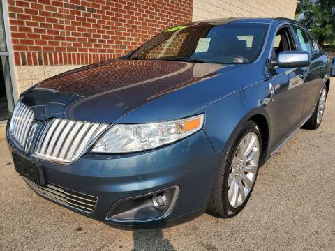 2010 Lincoln MKS for sale at Auto Pros in Youngstown OH