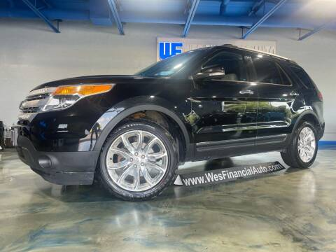 2013 Ford Explorer for sale at Wes Financial Auto in Dearborn Heights MI