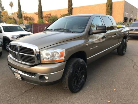 2006 Dodge Ram Pickup 2500 for sale at C. H. Auto Sales in Citrus Heights CA