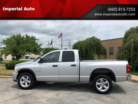2008 Dodge Ram Pickup 1500 for sale at Imperial Auto of Marshall in Marshall MO