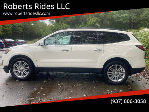 2015 Chevrolet Traverse for sale at Roberts Rides LLC in Franklin OH