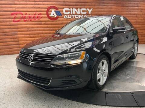 2013 Volkswagen Jetta for sale at Dixie Motors in Fairfield OH