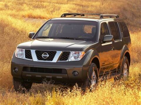 2006 Nissan Pathfinder for sale at Michael's Auto Sales Corp in Hollywood FL