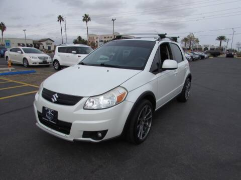 2007 Suzuki SX4 Crossover for sale at Charlie Cheap Car in Las Vegas NV