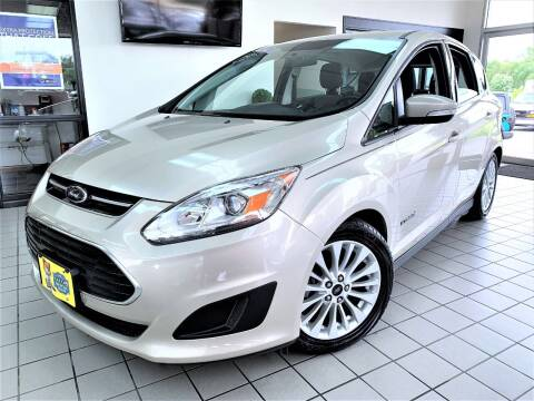 2018 Ford C-MAX Hybrid for sale at SAINT CHARLES MOTORCARS in Saint Charles IL