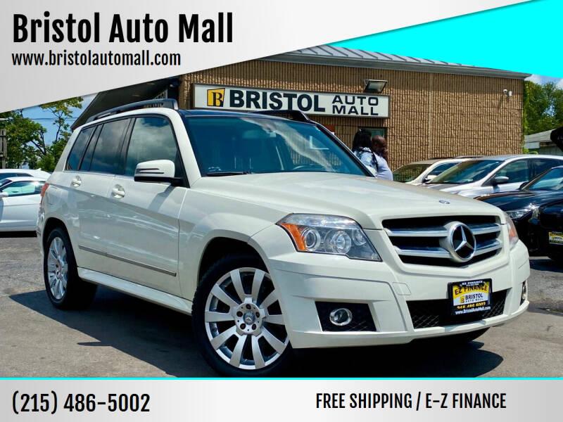 2012 Mercedes-Benz GLK for sale at Bristol Auto Mall in Levittown PA