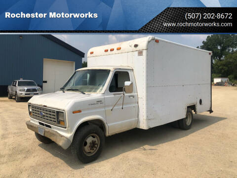 1990 Ford E-Series Chassis for sale at Rochester Motorworks in Rochester MN