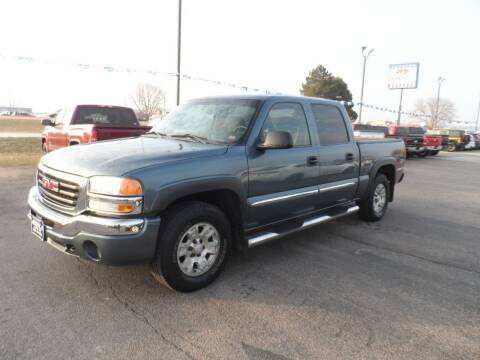 2006 GMC Sierra 1500 for sale at America Auto Inc in South Sioux City NE