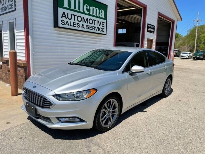 2017 Ford Fusion for sale in Byron Center, MI