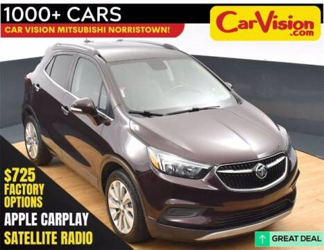 2017 Buick Encore for sale at Car Vision Buying Center in Norristown PA